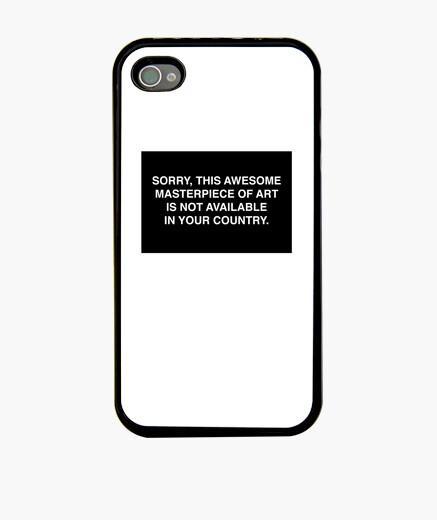 Funda iPhone no disponible en su país -...