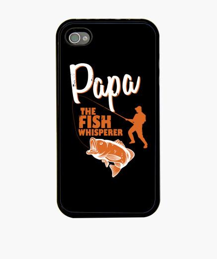 Funda iPhone papá el susurrador de pescado