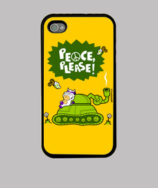 Funda Iphone Peace, please