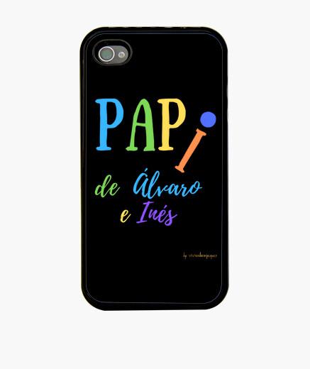 Funda iPhone personalizable, PAPI de...