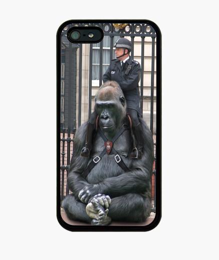Funda iPhone Policía Gorilera Montada de...