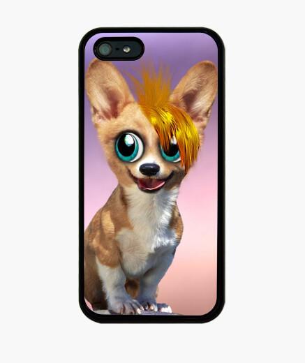 Funda iPhone Punk dog