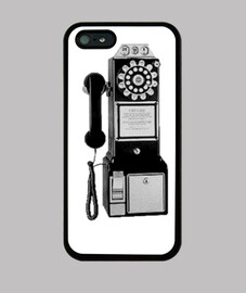 funda iphone retro