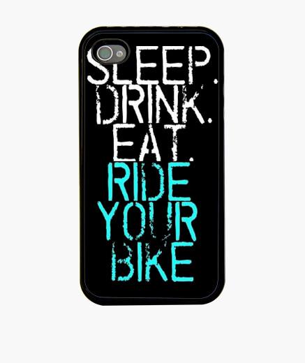 Funda iPhone Ride your bike