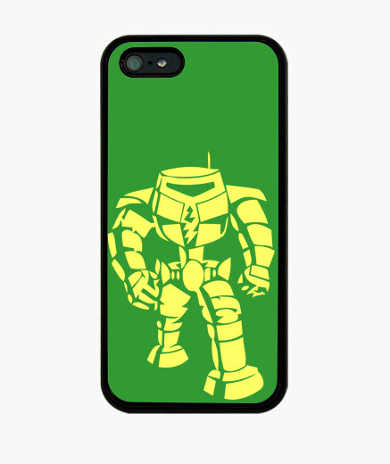 Funda iPhone Robot man