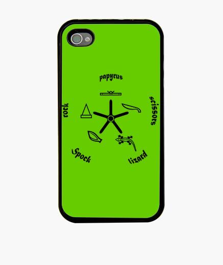 Funda iPhone Rock, papyrus, scissors,...