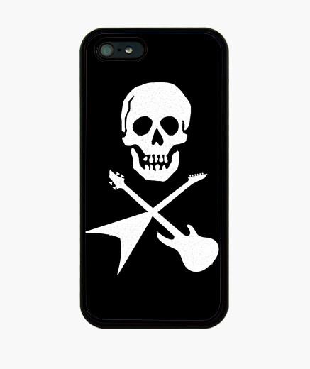 Funda iPhone Rock pirate flag