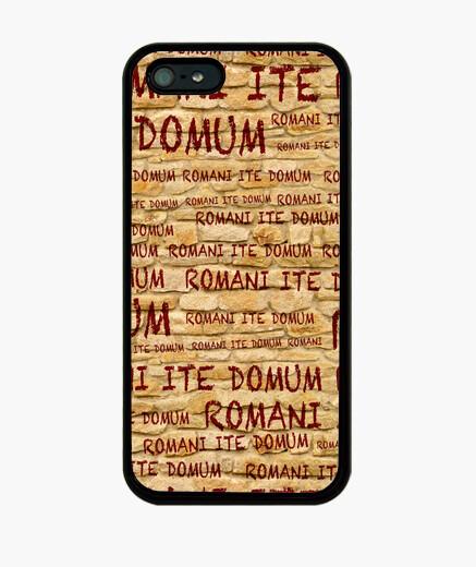 Funda iPhone Romani ite domum iPhone 5
