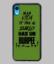 Funda IPhone RX ¡Haz un Burpee!
