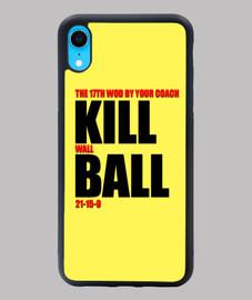 Funda IPhone RX Kill Wall Ball