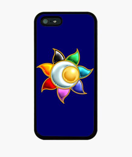 Funda Iphone Símbolo Circulo Solar