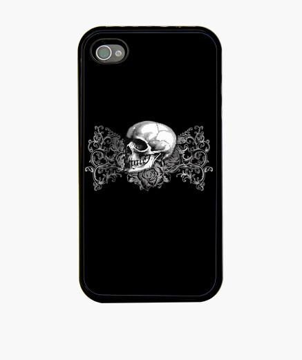 Funda iPhone Skull