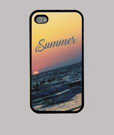 Funda iPhone Summer