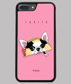 Funda iPhone Takito chihuahua