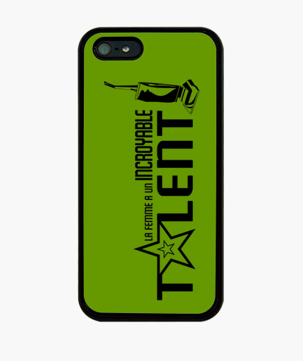 Funda iPhone Talento - iphone
