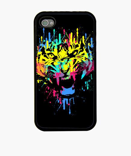 Funda iPhone tigre de salpicadura