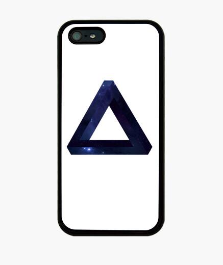 Funda iPhone Triangulo Infinito Espacio y...