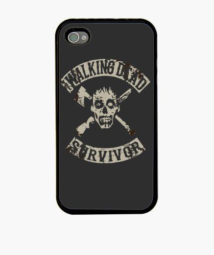 Funda iPhone Walking Dead Survivor