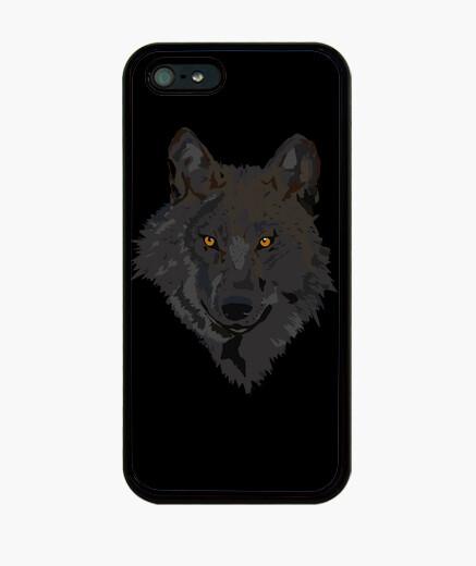 Funda iPhone Wolf