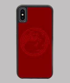 Funda iPhone X - Magic the Gathering - Monored