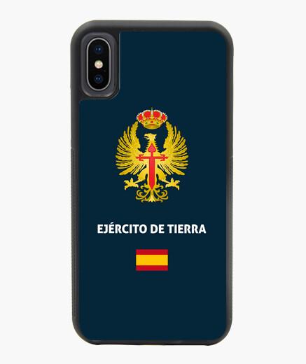 Funda iPhone X / XS Ejercito de Tierra...