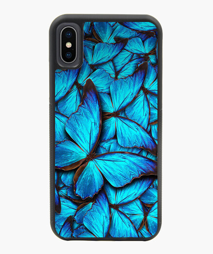Funda iPhone X / XS Fundas iphone - Mariposas