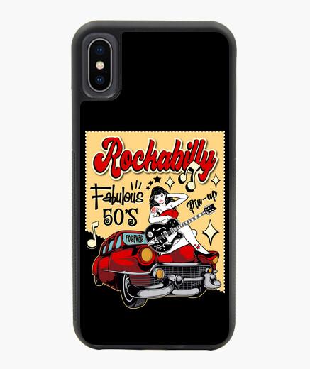 Funda iPhone X / XS Música Rockabilly...