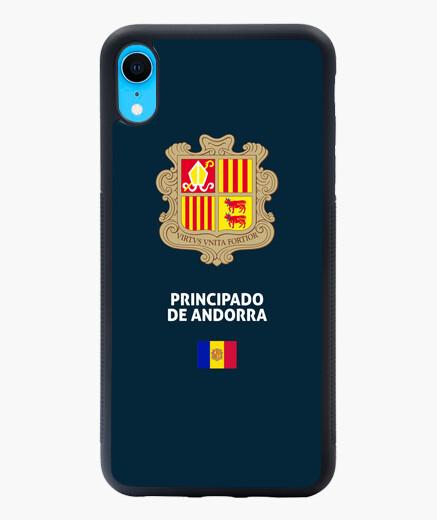 Funda iPhone XR Andorra phone case
