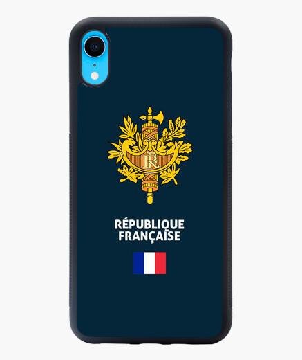 Funda iPhone XR France phone case