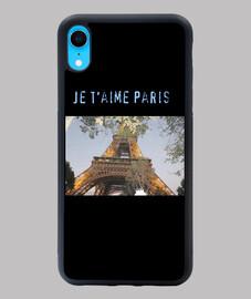 Funda iPhone XR Torre Eiffel