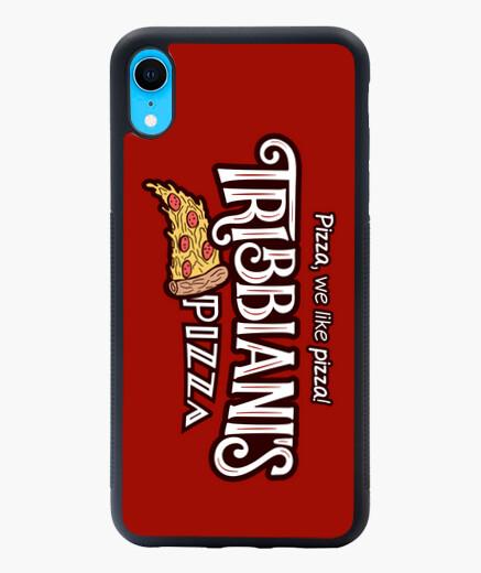 Funda iPhone XR Tribbianis Pizza