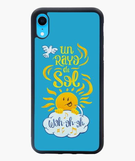 Funda iPhone XR Un rayo de Sol
