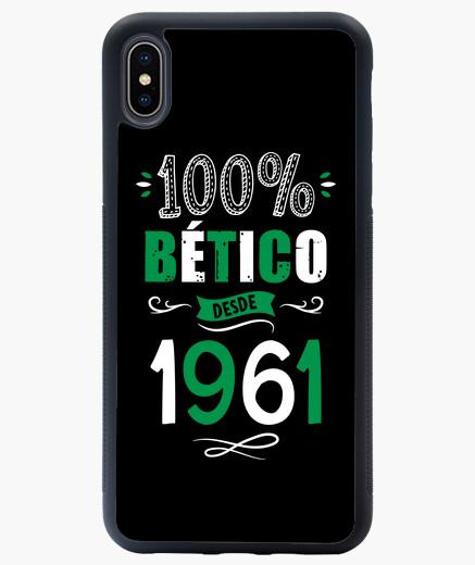 Funda iPhone XS Max 100 por 100 Bético...
