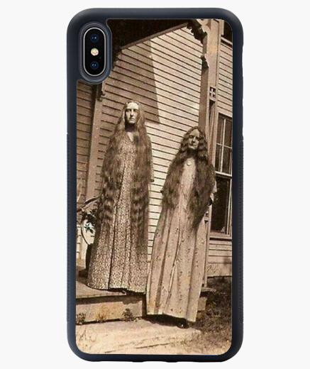 Funda iPhone XS Max Brujas de pelo largo