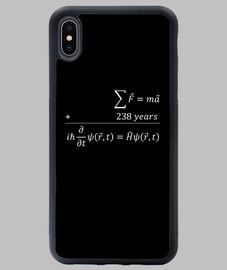 Funda iPhone XS MAX EVOLUCIÓN CIENTÍFICA