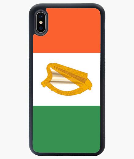 Funda iPhone XS Max Ireland flag phone case