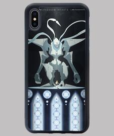 Funda iPhone XS MAX Kingdom Hearts Roxas vs Nobody
