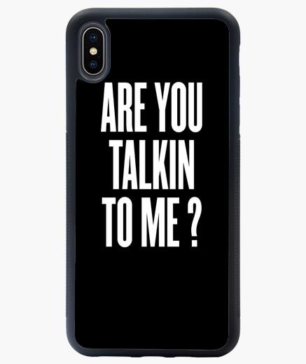Funda iPhone XS Max me estás hablando -...