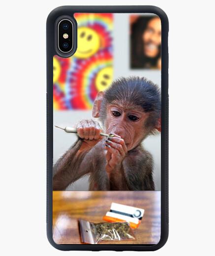 Funda iPhone XS Max Monito fumeta