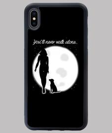 Funda iPhone XS MAX nunca sola