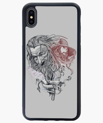 Funda iPhone XS Max Wizard