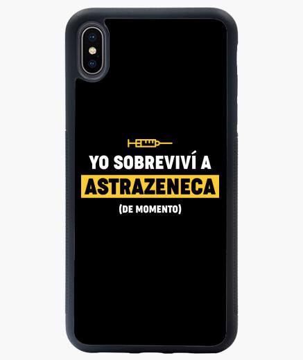 Funda iPhone XS Max Yo Sobreviví A...