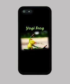Funda iPhone Yogi Frog