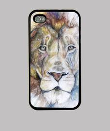Funda león