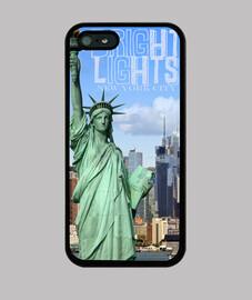 Funda Luces de NY