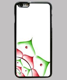 Funda Mandala iPhone 6 Plus, negra