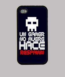 Funda Meme Gamer iPhone 4