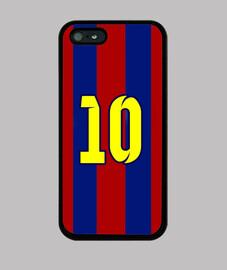 Funda Messi 10