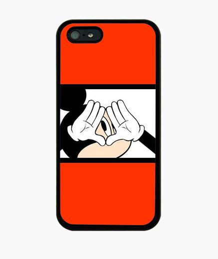 Funda iPhone Funda Mickey Illuminati Iphone 5