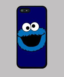 Funda Monstruo azul de las galletas